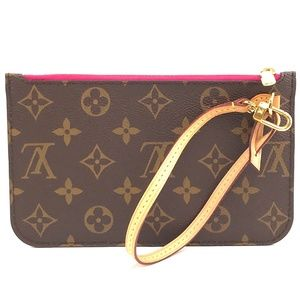 Neverfull Pochette For Pm Cosme Monogram Cultch